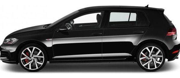 VW Golf VII 2.0 TSI DSG 4Motion R mit 300 PS inkl. 8 fach Bereifung im Leasing für 367€ mtl.