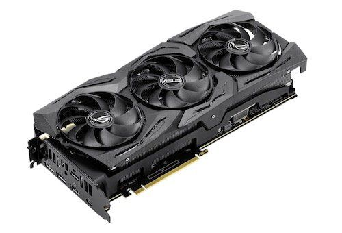 Asus GeForce RTX 2080 8GB Grafikkarte ab 656€
