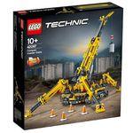 Ausverkauft! LEGO Technic 2-in-1 Spinnen-Kran (42097) für 59,89€ (statt 75€)