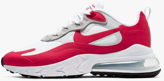 Nike Air Max 270 React Sneaker in Red Pure für 78,73€ (statt 160€)