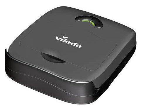 Vileda VR 100 Robot Saugroboter mit 60 Minuten Laufzeit für 44€ (statt 69€)