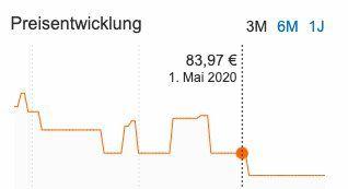 Nike Air Zoom Structure 21 Herren Laufschuh für 50,73€