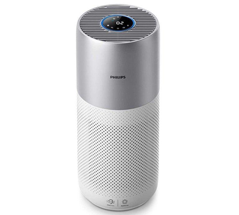 Philips AC3036/10 Luftreiniger mit Aerasense Sensor + App Steuerung für 339,99€ (statt 499€)