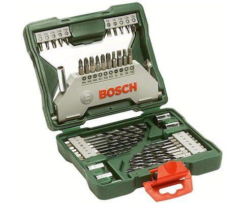 Bosch 43tlg. X Line Sechskantbohrer  und Schrauber Set ab 23,19€(statt 30€)