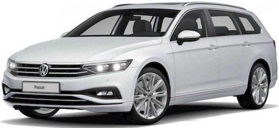 VW Passat Variant 2.0 TSI mit Digital Cockpit + 272 PS im Leasing für 289€ mtl.