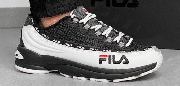 FILA Dragster Herren Retro Sneaker für 56,10€(statt 70€)