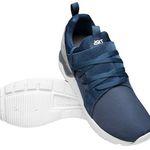Asics Gel-Lyte V Sanze Unisex Sneaker in Dark-Blue für 48,94€ (statt 66€) – Restgrößen