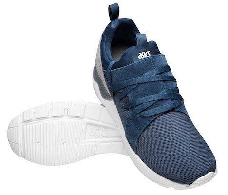 Asics Gel Lyte V Sanze Unisex Sneaker in Dark Blue für 48,94€ (statt 62€)