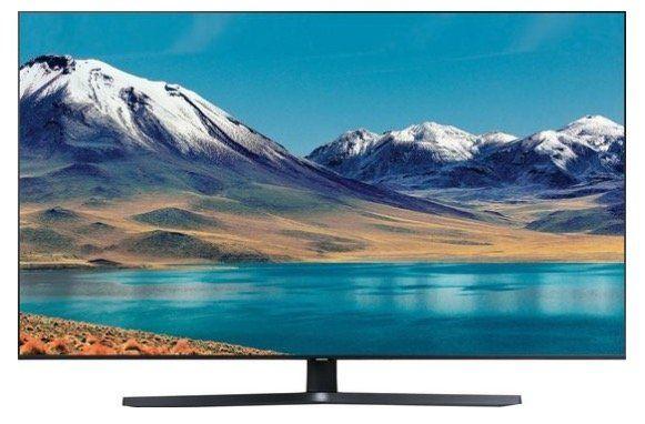 Samsung GU55TU8509 (Modell 2020)   55 Zoll Android UHD Fernseher für 699€ (statt 844€)