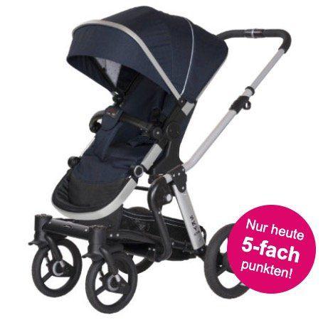 Hartan Sky GTX Kinderwagen für 305,99€ (statt 375€) + 5 fach Babypunkte