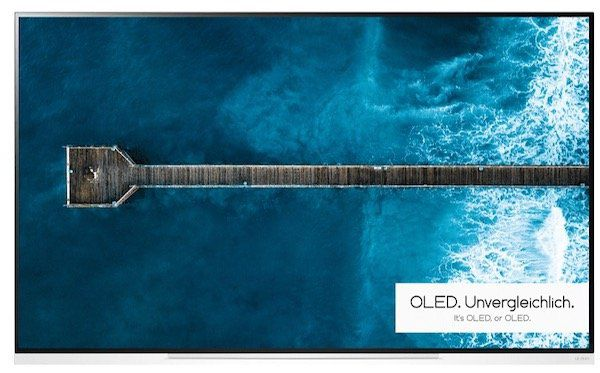 🔥 ab 15 Uhr: LG OLED E97LA   65 Zoll OLED Fernseher für 1.699€ (statt 2.059€)