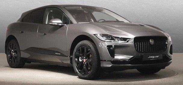 Jaguar I Pace EV400 SE mit 400 PS inkl. Service/Wartung im Leasing für 485€ mtl.