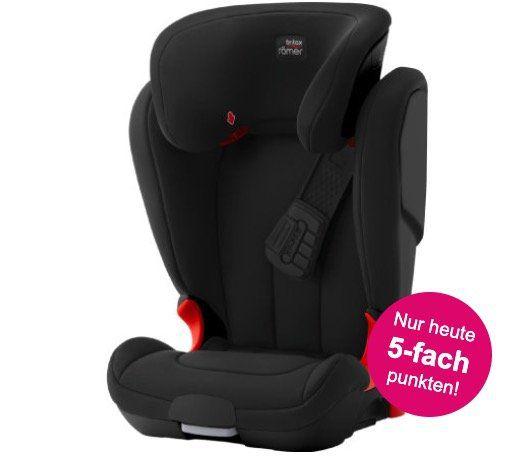 Britax Römer Kidfix XP Black Kindersitz für 135,99€ (statt 195€) + 5 fach Babypunkte