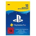 12 Monate PlayStation Plus ab 37,79€