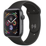"Apple Watch Series 4 GPS 44mm Space Grau ab 303€ (statt 399€) – ""wie neu"""