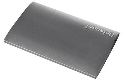 Intenso Portable Premium SSD mit 1TB für 89,65€ (statt 104€)