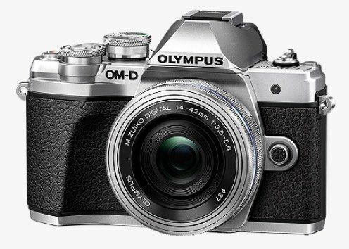 Olympus OM D E‑M10 Mark III Pancake Kit mit 14 42 mm für 444€ (statt 589€)