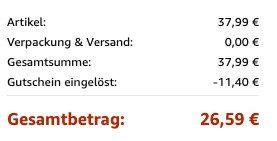 Wolketon Regale mit 30% Rabatt   z.B. Schuh Standregal mit 5 Etagen aus Bambus für 26,59€ (statt 38€)
