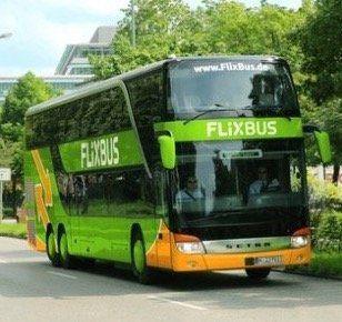 FlixBus & FlixTrain: jede Direkt-Fahrt (egal wohin) nur 14,99€ (3 Jahre gültig)