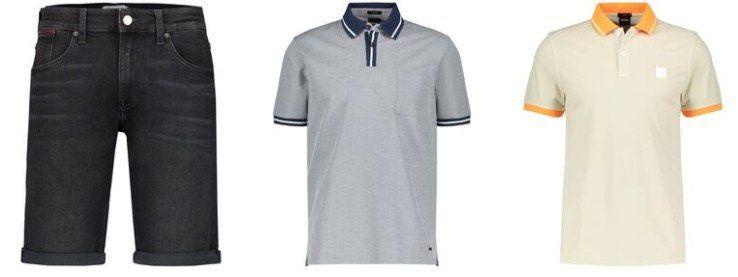 Extra Rabatte im Pre Sale auf z.B. Boss & Hilfiger bei engelhorn   z.B. GANT Poloshirt Summer Pique für 39,99€