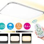 Hengda 48W LED Deckenleuchte dimmbar für 35,69€ (statt 51€)