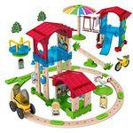 Fisher-Price Wunder Werker Schule mit Spielplatz aus FSC zertifiziertem Holz ab 19,79€ (statt 33€)