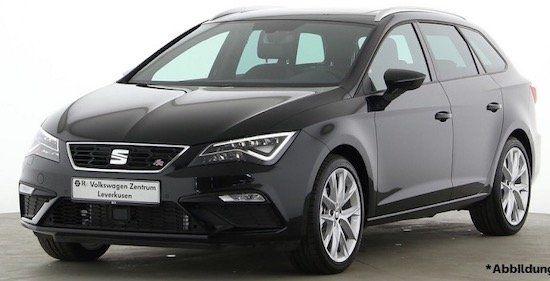 Seat Leon ST Xcellence 1.5 TSI mit 150PS im Privat Leasing für 129€mtl.   LF: 0.44
