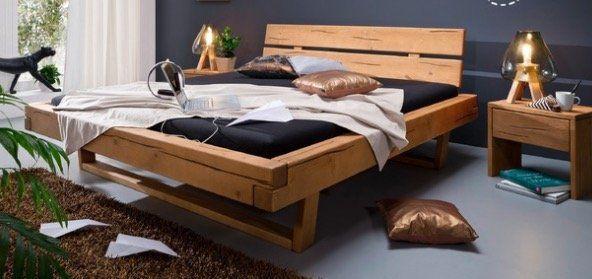Massivholzbett in Kiefer 180 x 200 cm für 499€ (statt 560€)