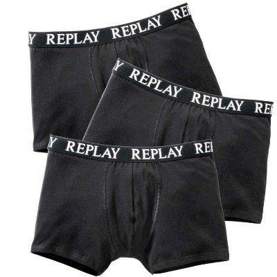 9er Pack Replay Boxershorts in 3 Farben + Nordcap Rucksack mit Kühlfach für 48€ (statt 95€) – XL bis 3XL