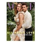 12 Ausgaben Vogue für 88,80€ + 80€ Verrechnungsscheck