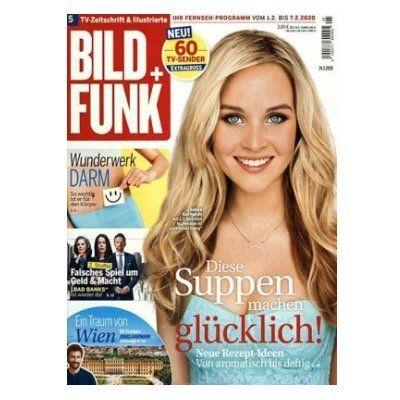 Halbjahresabo Bild + Funk für 59,80€ + 60€ Amazon Gutschein
