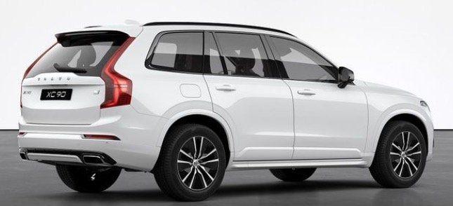 Gewerbe: Volvo XC 90 T8 R Design Hybrid mit 392 PS für 178€ mtl. netto + 1 Jahr Strom gratis   LF 0,33