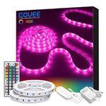 Goove 10m LED Streifen mit 5050 SMDinkl. Fernbedienung & 6 Dimmstufen für 19,59€ (statt 28€) – Prime