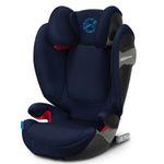 cybex GOLD Kindersitz Solution S-Fix in Indigo Blue für 131,36€ (statt 190€)