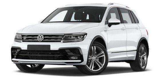 Ausverkauft! Gewerbe: VW Tiguan R Line 2.0 TSI 4Motion mit 190PS für 159€ netto mtl.   LF 0,52