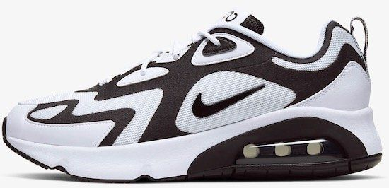 Nike Air Max 200 in Schwarz / Weiß für 55,18€ (statt 68€)