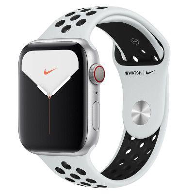 Apple Watch Series 5 Nike+ GPS + LTE 44mm aus Aluminium ab 437,43€ (statt 496€)