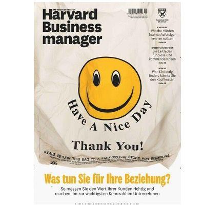 13 Ausgaben Harvard Business manager für 188,50€ + Prämie: 165€ Amazon oder 155€ Scheck