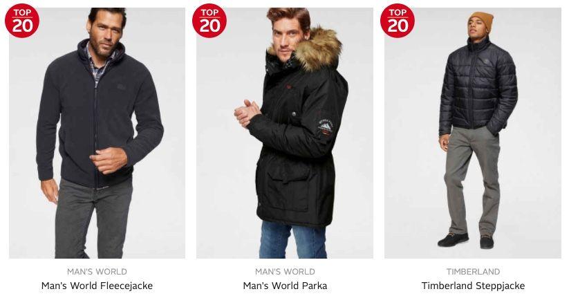 20% Rabatt auf Mode bei Otto + keine Versandkosten   z.B. Bruno Banani Anzug für 122€