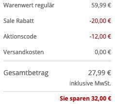 MCNEAL Regular Fit Chino mit Stretch ab 27,99€ (statt 60€)
