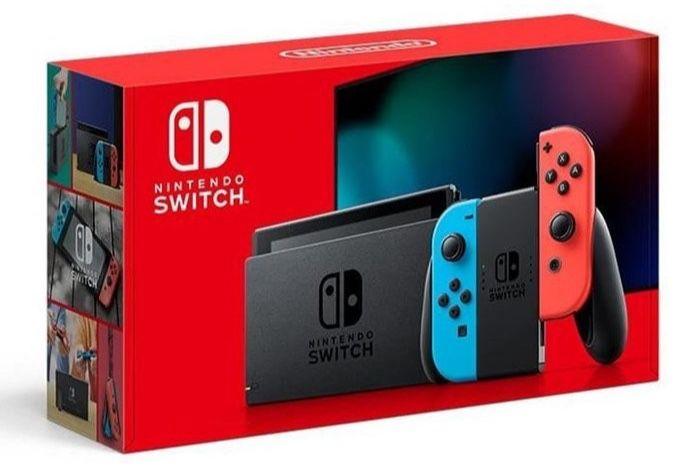 Nintendo Switch (neue Edition) für 4,99€ + Telekom Allnet Flat mit 18GB LTE für 20,99€ mtl.