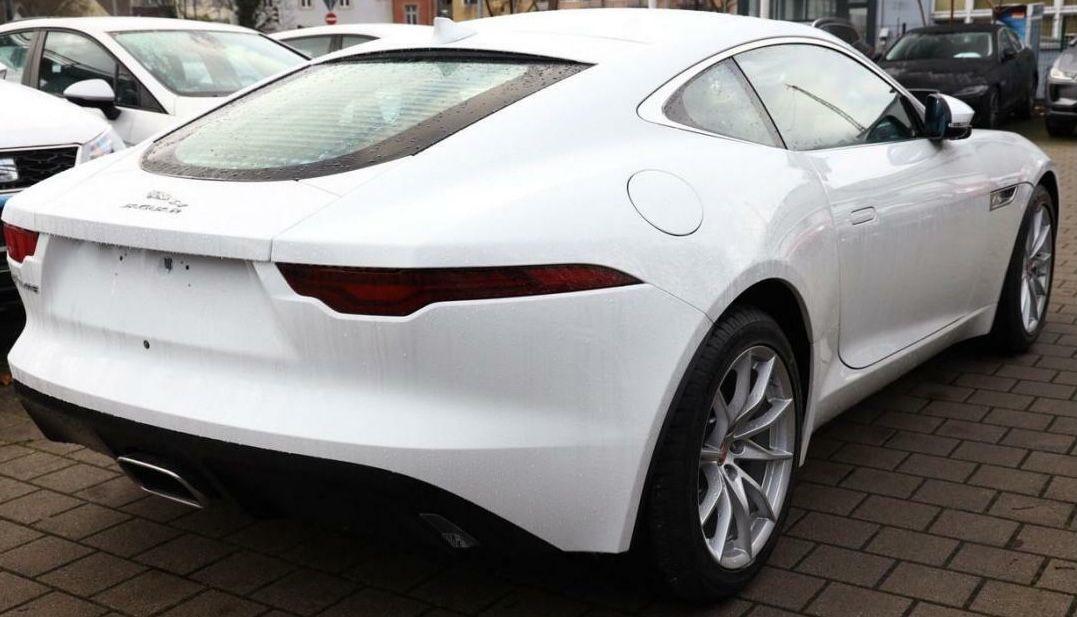 Jaguar F Type Coupe mit 300 PS für 399€ mtl.   LF: 0.61