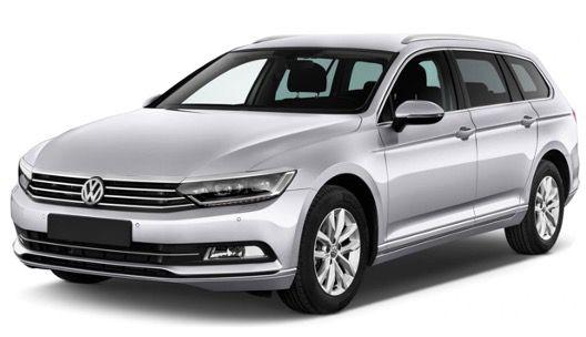 Gewerbe: Volkswagen Passat Variant 150PS 2.0 TDI mit 7 Gang DSG für 189,21€ brutto mtl.   LF 0,50