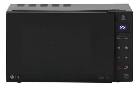 LG MH6535GIS Mikrowelle mit Quarz Grill für 99,23€ (statt 125€)