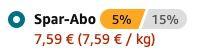 m&ms Peanut Party Pack (1kg) ab 7,59€   Prime