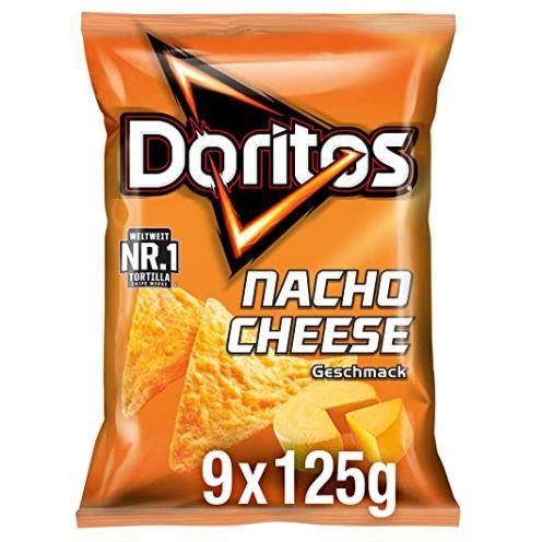 9er Pack Doritos Nacho Cheese Tortilla Chips ab 6,41€ – Prime Sparabo
