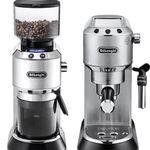 DeLonghi EC 685 Barista Bundle mit Espressomaschine, Kaffeemühle und Tamper ab 281,46€ (statt 315€)