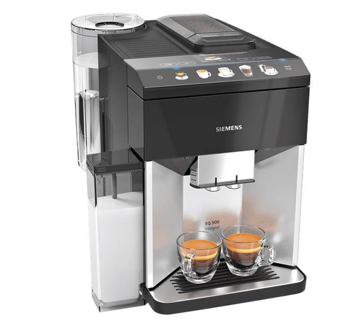 Siemens TQ503D01 EQ.500 integral Kaffeevollautomat für 539€ (statt 579€)