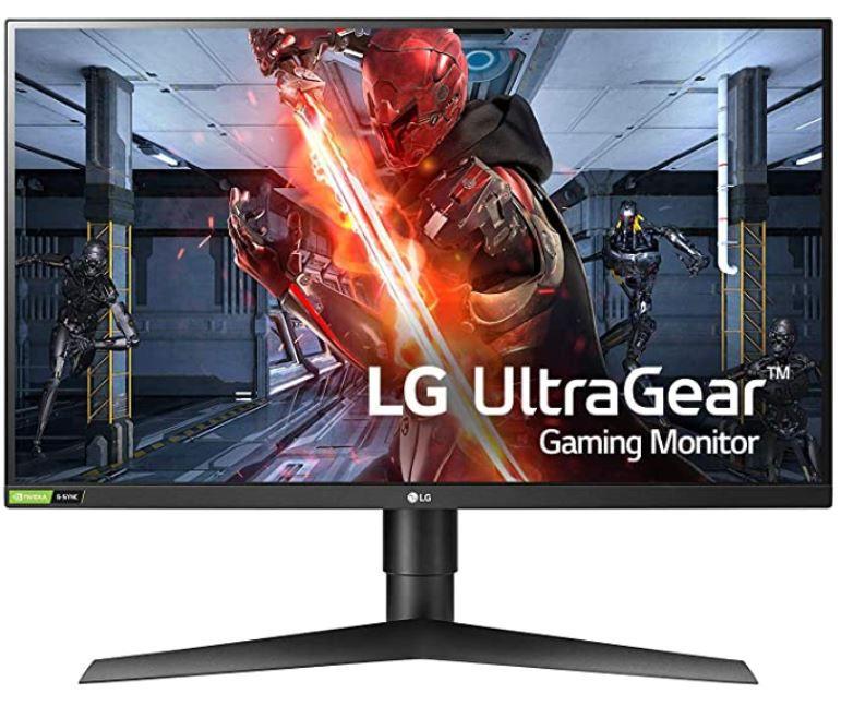 LG UltraGear 27GL850   27 Zoll WQHD Monitor 1msec. für 479€ (statt 528€)