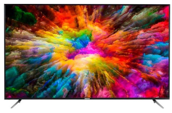 Medion X17576   75 Zoll UHD Smart TV für 754,90€